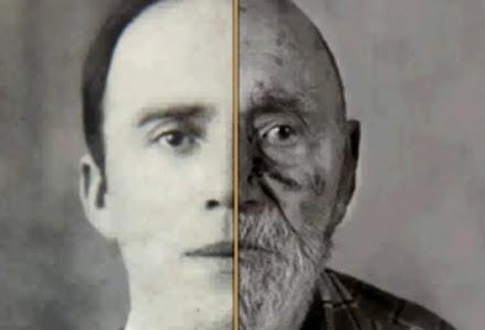 Πώς ο χρόνος… μεταμορφώνει ένα πρόσωπο
