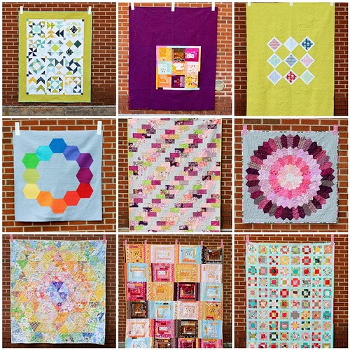 Favorite Quilts of 2012 by Jeni Baker