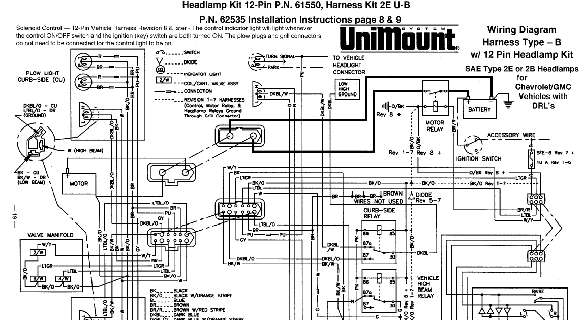 diagram fisher plow wiring diagram 1997 ford full version
