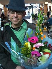 Flowers for shrunken tumours