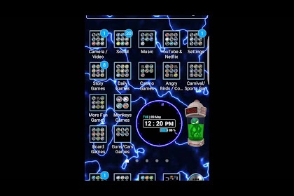 Wallpaper Samsung 3d Live
