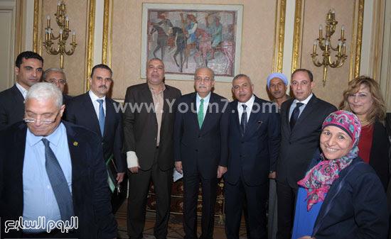 اجتماع رئيس مجلس الوزراء بنواب محافظه اسيط (17)