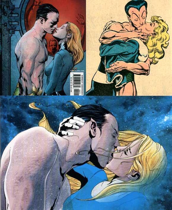 Namor Kisses