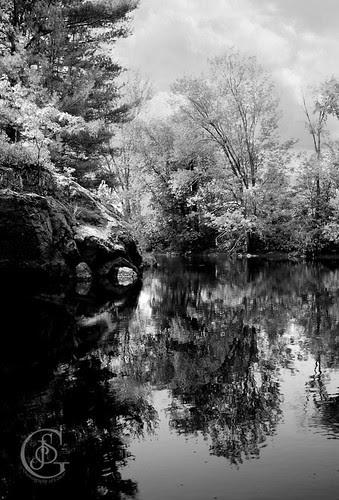 Black River Reflecting Pool