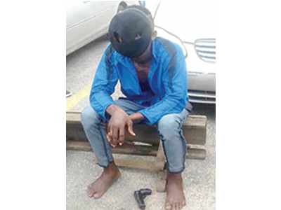 Armed With Toy Gun, Condoms, Driver Demands To See Master's Wife. This Happened (Pic)