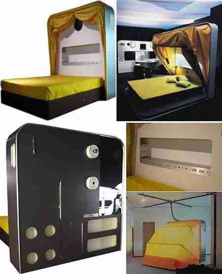 Κρεβάτι κάμπριο