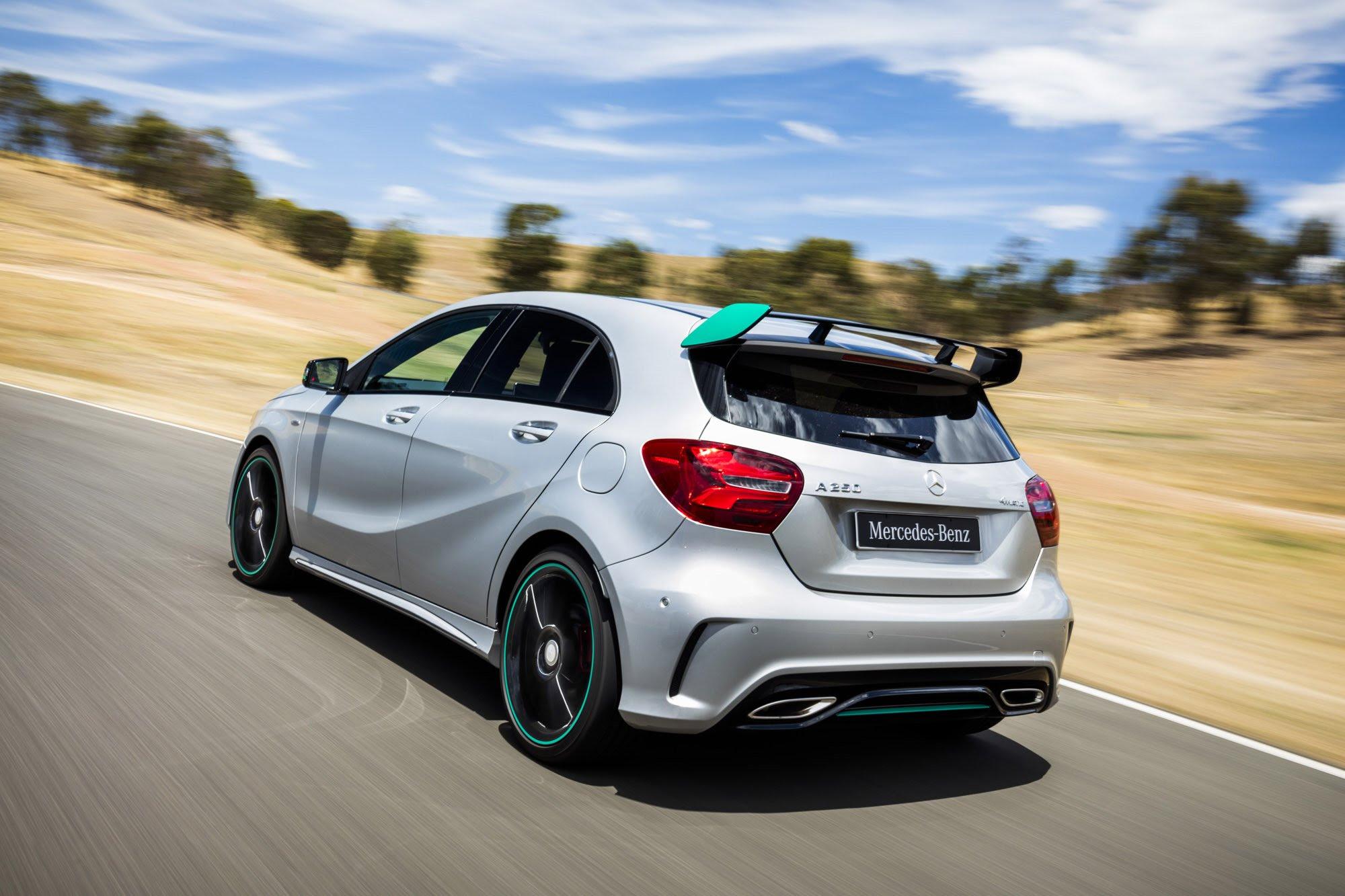 2016 Mercedes-Benz A-Class Review | CarAdvice