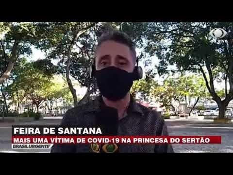 POLICIAL MILITAR MORRE VITIMA DA COVID EM FEIRA DE SANTANA