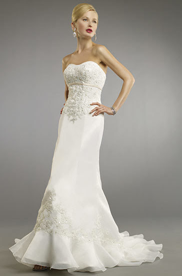 Vintage Wedding Dresses F093