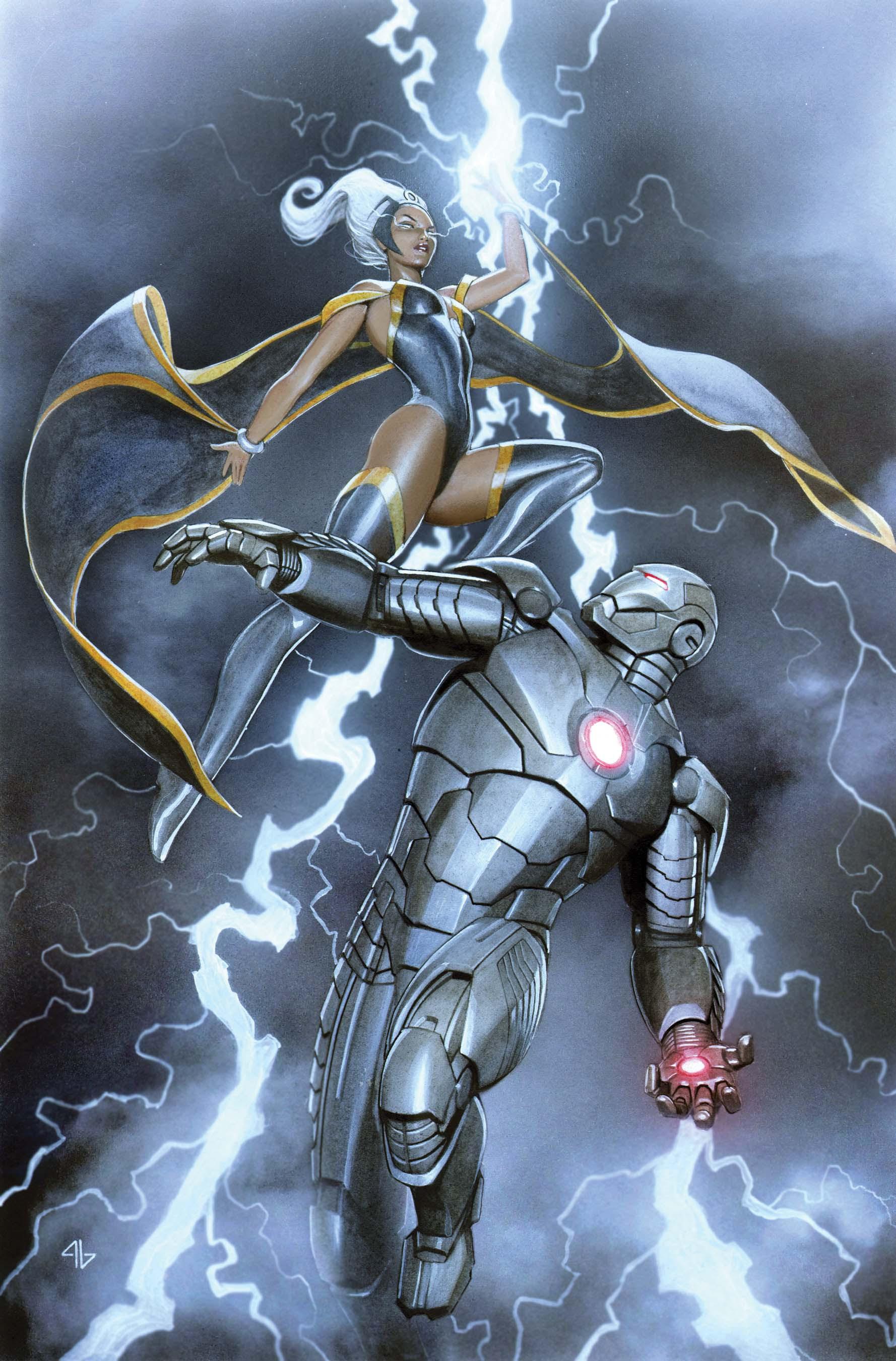 First Look: November X-Men Solicitations from Marvel Comics