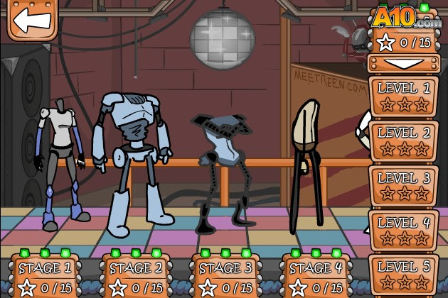 Check out the #Platforming adventure Rbots! #RobotGames #AdventureGames