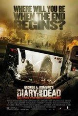 Afiche de 'El diario de los muertos'