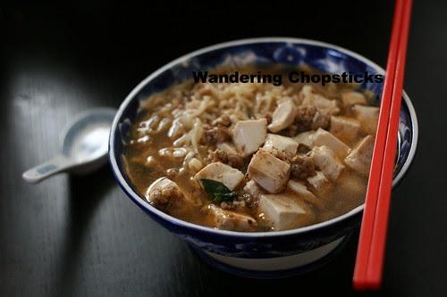 Mapo Tofu Ramen 4