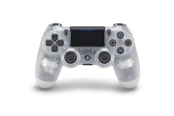dualshock 4 colors crystal