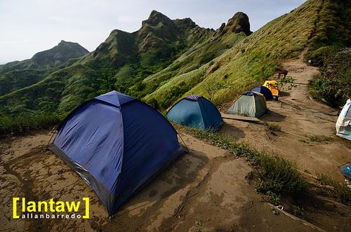 Tent Line