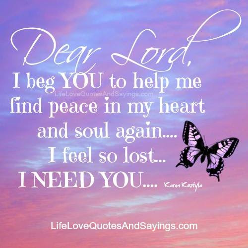 Quotes About Lord Help Me 51 Quotes