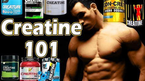 creatine      bad