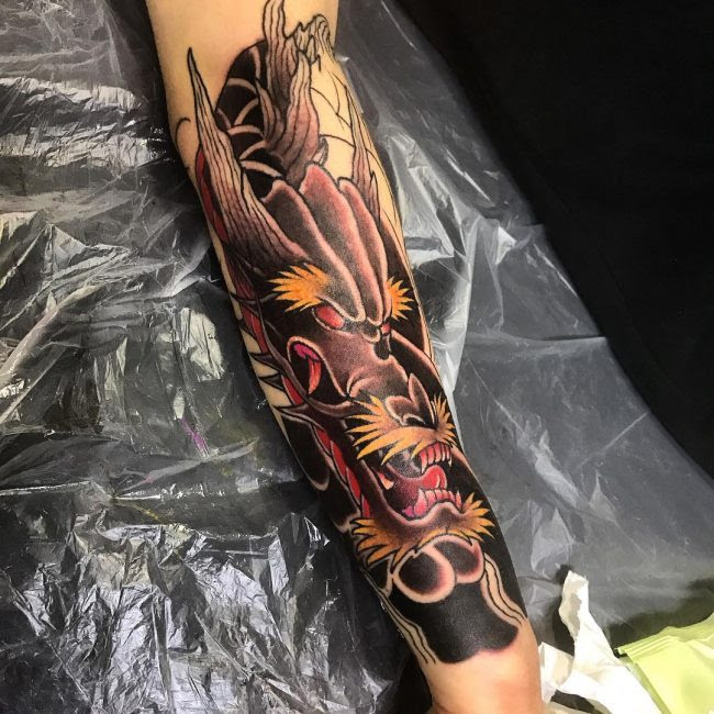 125 Best Japanese Style Tattoo Designs Meanings 2019