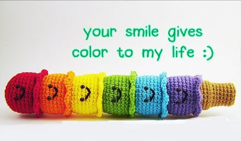 Your Smile Gives Color To My Life Love Quote Quotespicturescom