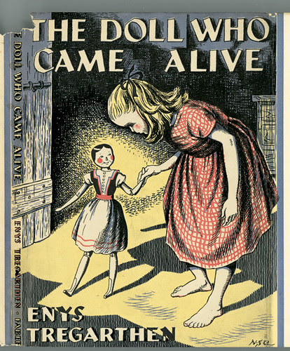 The Doll Who Came Alive by Enys Tregarthen by Faber Books