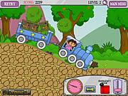 Jogar Dora train express game Jogos