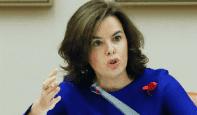 Foto de Soraya: La Generalitat habla de 46 puntos. Yo los llamo 45 más uno