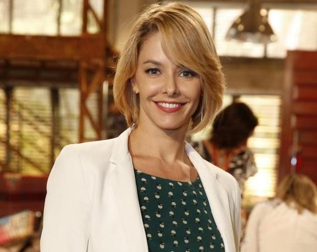 Ex-paquita e atriz Bianca Rinaldi está 'se achando' na volta à Globo; diz site