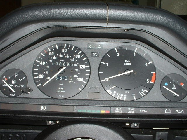 Youan  Bmw E30 Instrument Cluster Wiring