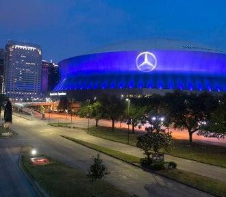 Subscribe   Mercedes-Benz Superdome