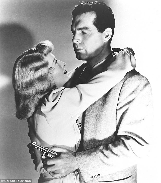 I love Double Indemnity with Fred MacMurray and Barbara Stanwyck (pictured), I've watched Gone With The Wind ten times and I adore The Fabulous Baker Boys