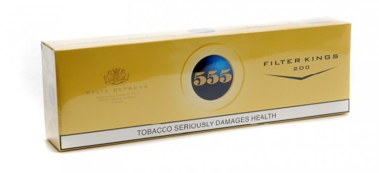 Image result for 555 brand cigarettes