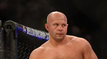 Орловcкий считает, что Фёдор Емельяненко мог употреблять допинг во время своих выступлений в Японии