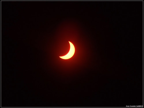20090722 ~Solar Eclipse