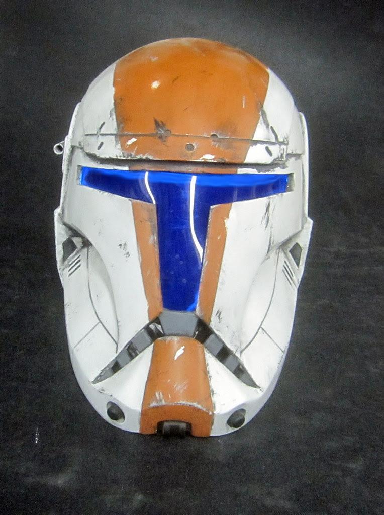Boss Helmet Painted 2