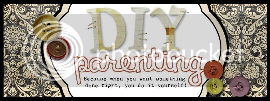 DIYparenting-- inspiration for parents