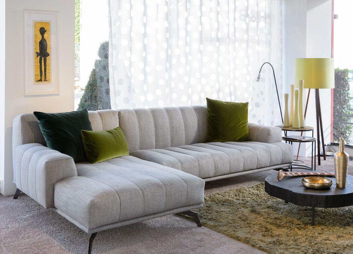Sofa Stoff Grau Chesterfield Big Grauer Ikea 3er Reinigen ...