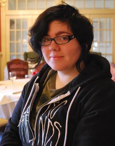 Amanda at Nathaniel's