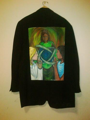 Richard Upton's Jacket: String Games