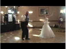 Father Daughter Wedding Dance Surprises Guests   YouTube
