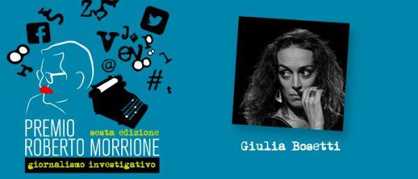 I tutor della sesta edizione.  Intervista a Giulia Bosetti