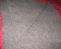 grey blanket small