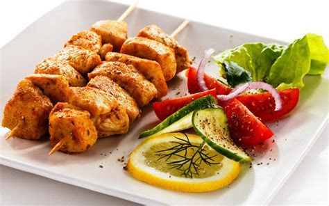 Chicken Kebab   Wallpaper #36777