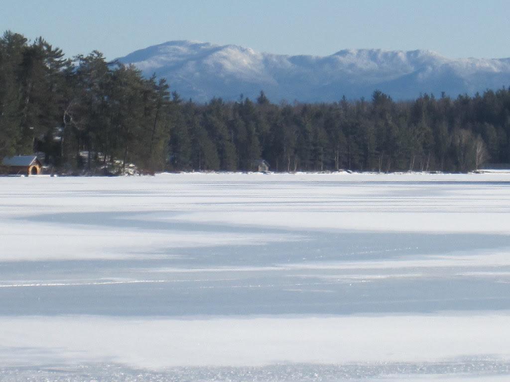 The Sewards, from Big Wolf Lake