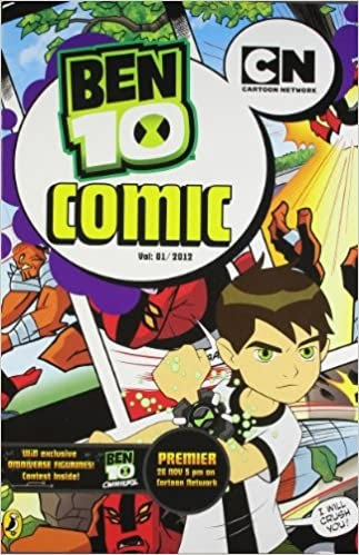 Ben 10 Comic Book In Hindi