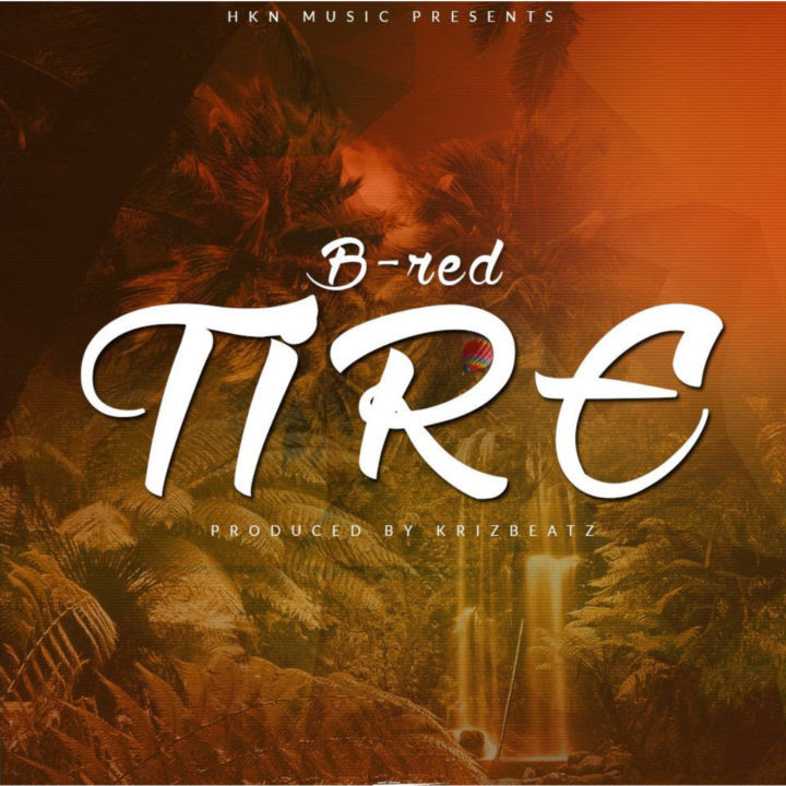 B-Red - Tire
