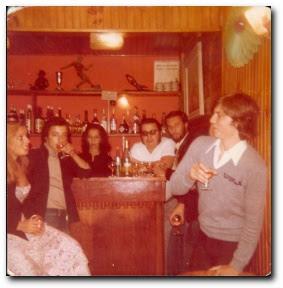 Au Relax à Aullène en 1974