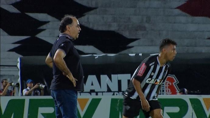 Marcelo Oliveira; Atlético-MG (Foto: Reprodução/ Premiere)
