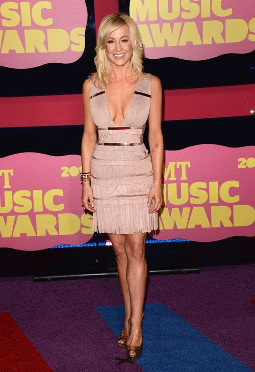 2012 CMT Awards in Nashville, TN - June 6, 2012, Kellie Pickler