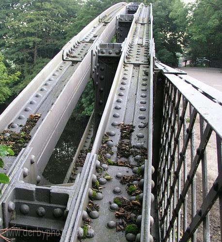 Handyside Bridge built to last