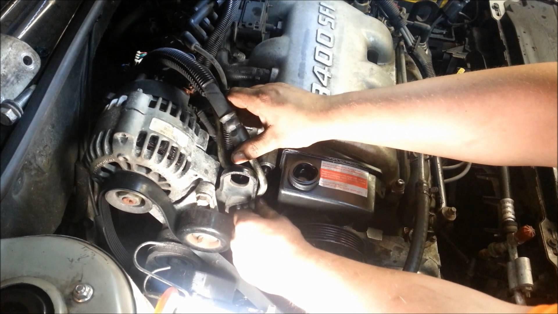 3400 V6 Engine Diagram Egr